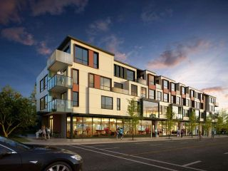 """Main Photo: 201 3590 W 39TH Avenue in Vancouver: Dunbar Condo for sale in """"THE FIFTEEN"""" (Vancouver West)  : MLS®# R2568455"""