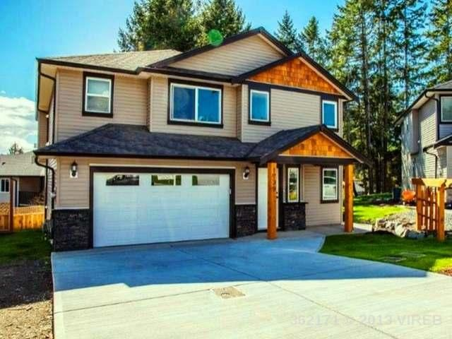 Main Photo: 1739 Trevors Road in Nanaimo: House for sale : MLS®# 362171