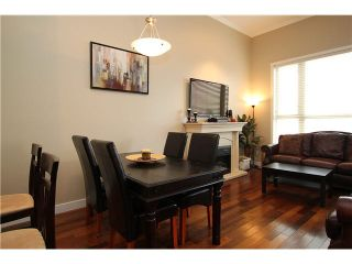 """Photo 6: 407 2627 SHAUGHNESSY Street in Port Coquitlam: Central Pt Coquitlam Condo for sale in """"VILLAGIO"""" : MLS®# V1076806"""