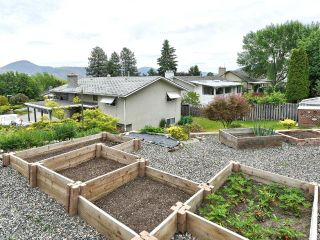 Photo 30: 293 MONMOUTH DRIVE in Kamloops: Sahali House for sale : MLS®# 162447