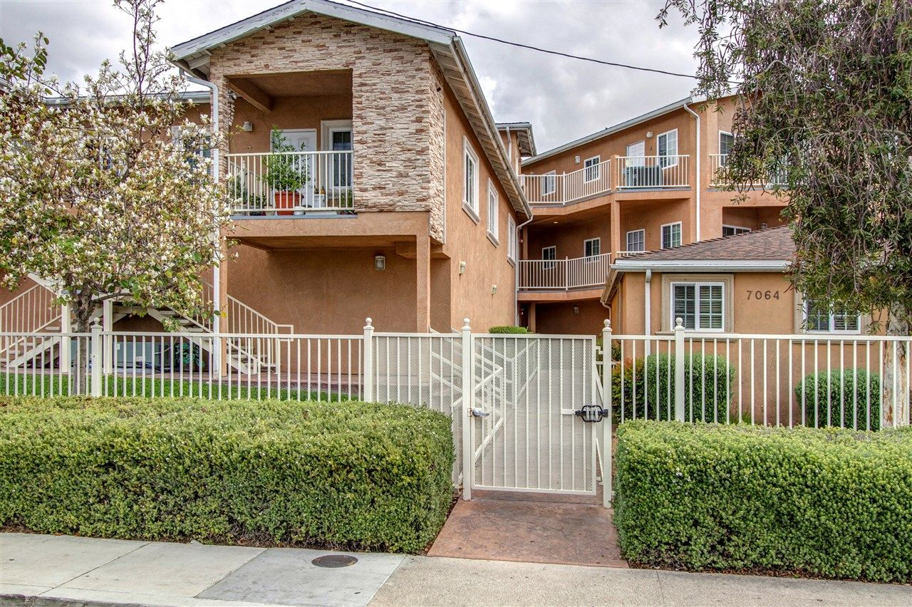Main Photo: LINDA VISTA Condo for sale : 2 bedrooms : 7056 Fulton St #16 in San Diego