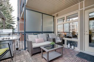 Photo 4: 103 323 20 Avenue SW in Calgary: Mission Apartment for sale : MLS®# A1090428
