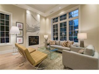 Photo 4: 2458 LAWSON AV in West Vancouver: Dundarave House for sale : MLS®# V1103860