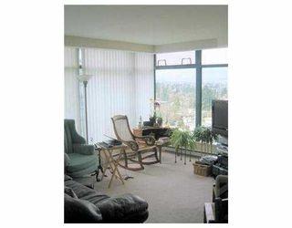 Photo 3: # 1503 4567 HAZEL ST in Burnaby: Condo for sale : MLS®# V830843