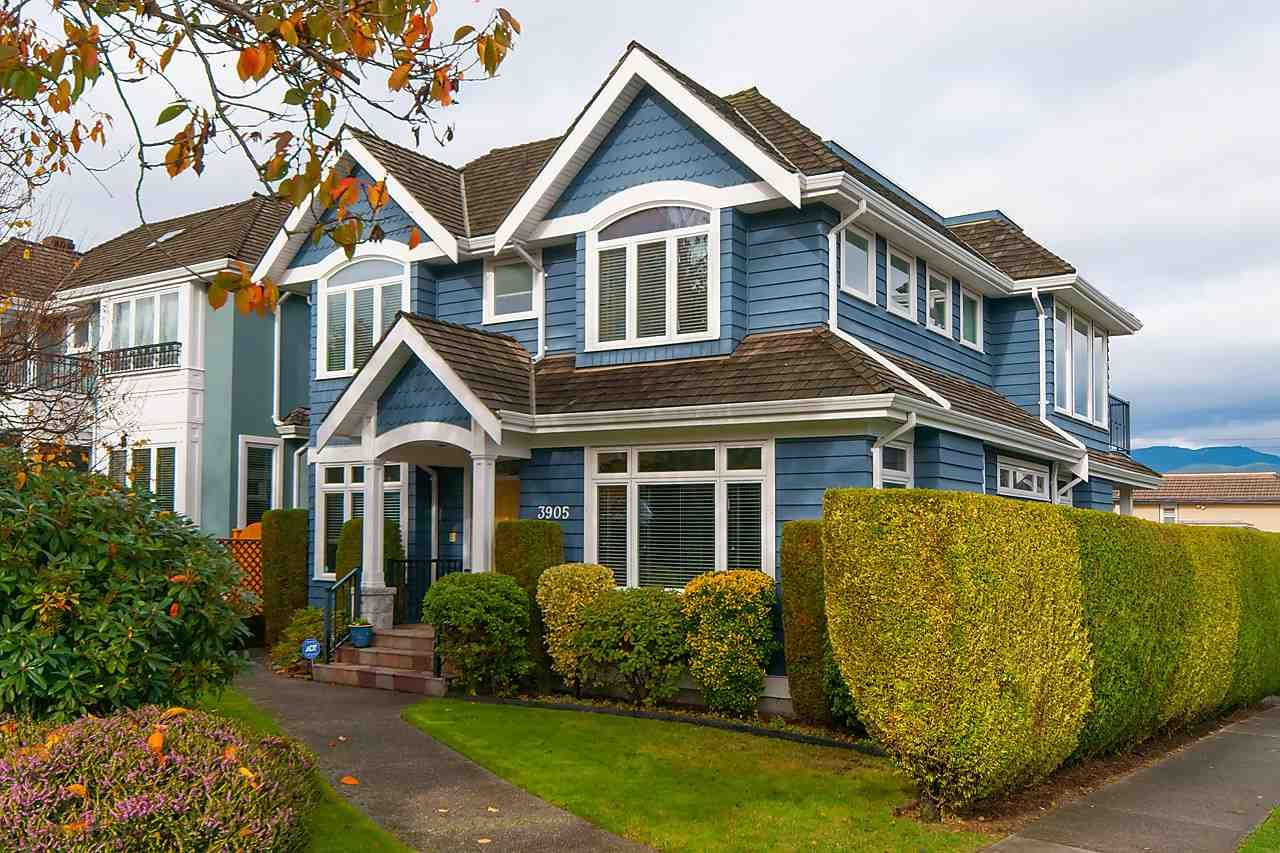 Main Photo: 3905 W 12TH Avenue in Vancouver: Point Grey House for sale (Vancouver West)  : MLS®# R2130742