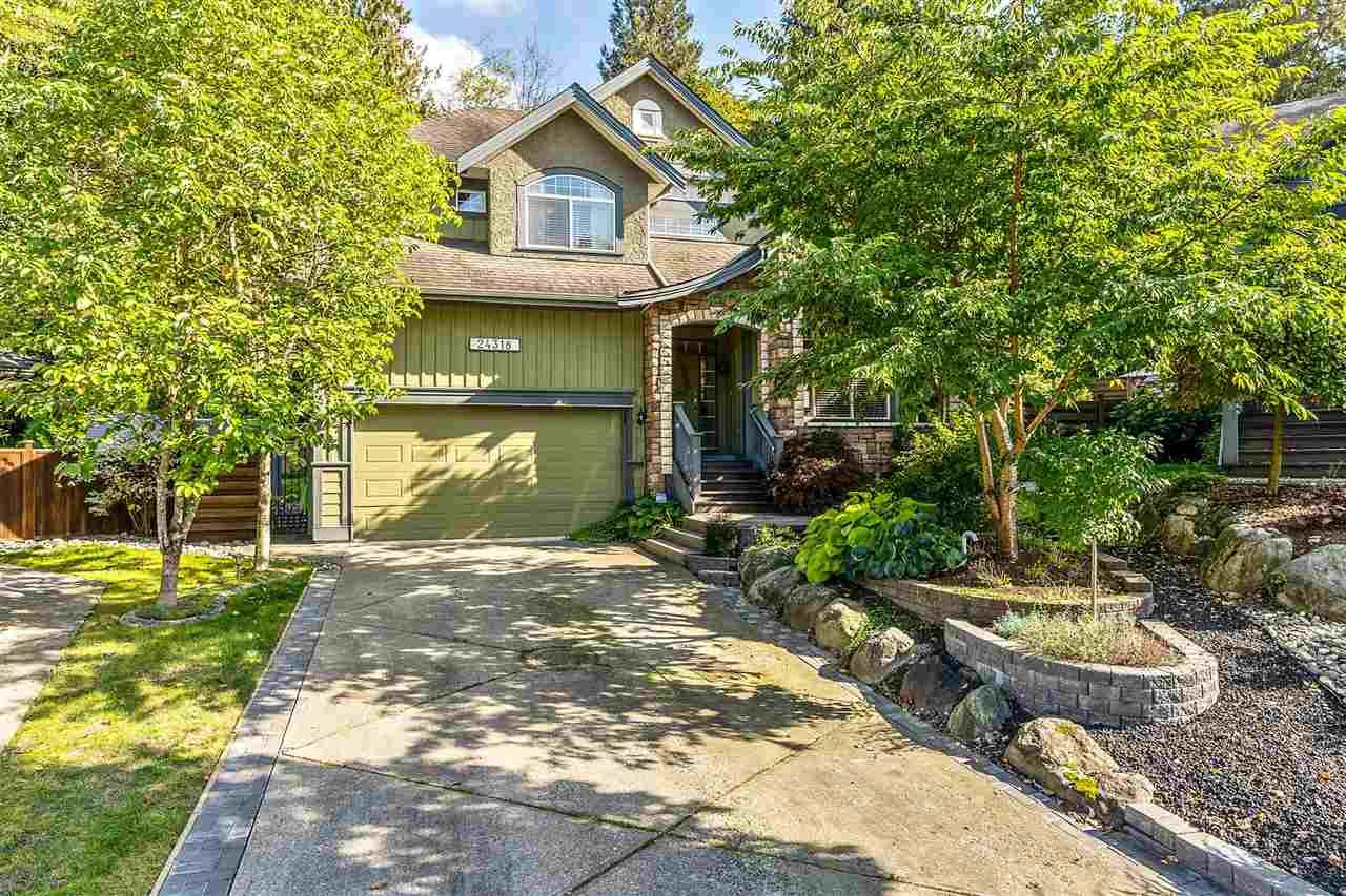 "Main Photo: 24318 105A Avenue in Maple Ridge: Albion House for sale in ""Maple Crest"" : MLS®# R2509935"