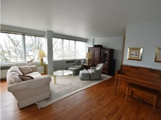 """Photo 6: 408 1445 MARPOLE Avenue in Vancouver: Fairview VW Condo for sale in """"HYCROFT TOWERS"""" (Vancouver West)  : MLS®# R2047974"""