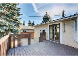 Photo 32: 5612 LADBROOKE Drive SW in Calgary: Lakeview House for sale : MLS®# C4036600