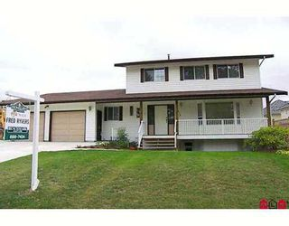 """Photo 1: 18312 67TH AV in Surrey: Cloverdale BC House for sale in """"CLAYTON"""" (Cloverdale)  : MLS®# F2618763"""