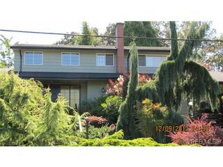 Photo 1: 3806 Campus Cres in VICTORIA: SE Mt Tolmie House for sale (Saanich East)  : MLS®# 624364