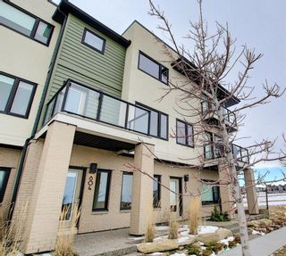 Main Photo: 804 218 Sherwood Square NW in Calgary: Sherwood Row/Townhouse for sale : MLS®# A1060975