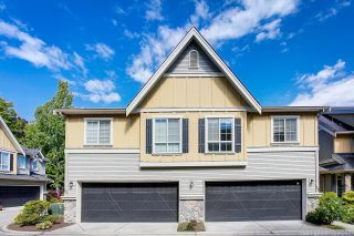 """Photo 2: 12 7171 STEVESTON Highway in Richmond: Broadmoor Townhouse for sale in """"Cassis"""" : MLS®# R2596628"""