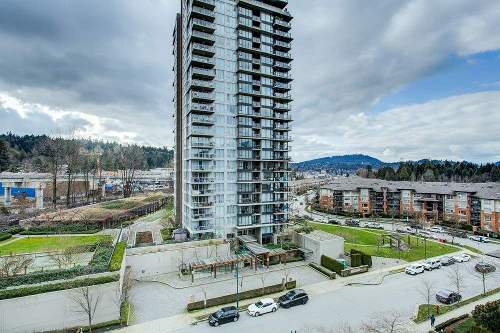 """Main Photo: 902 660 NOOTKA Way in Port Moody: Port Moody Centre Condo for sale in """"NAHANNI"""" : MLS®# R2436770"""