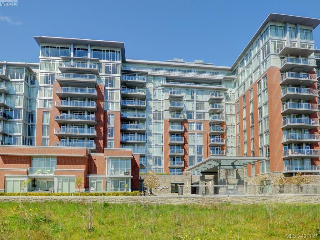 Main Photo: 202 100 Saghalie Rd in VICTORIA: VW Songhees Condo for sale (Victoria West)  : MLS®# 833456