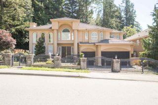 "Photo 1: 1731 HAMPTON Drive in Coquitlam: Westwood Plateau House for sale in ""HAMPTON ESTATES"" : MLS®# R2315332"