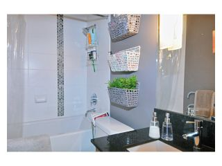 """Photo 8: 211 121 BREW Street in Port Moody: Port Moody Centre Condo for sale in """"ROOM AT SUTER BROOK"""" : MLS®# V861924"""