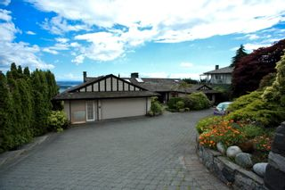 Photo 3: 1350 WHITBY RD in West Vancouver: Chartwell House for sale : MLS®# V1013337