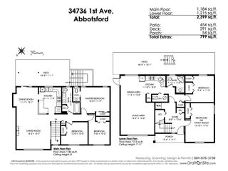 Photo 20: 34736 1ST Avenue in Abbotsford: Poplar House for sale : MLS®# R2391254