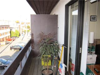 """Photo 10: 308 2025 W 2ND Avenue in Vancouver: Kitsilano Condo for sale in """"SEABREEZE"""" (Vancouver West)  : MLS®# V881993"""