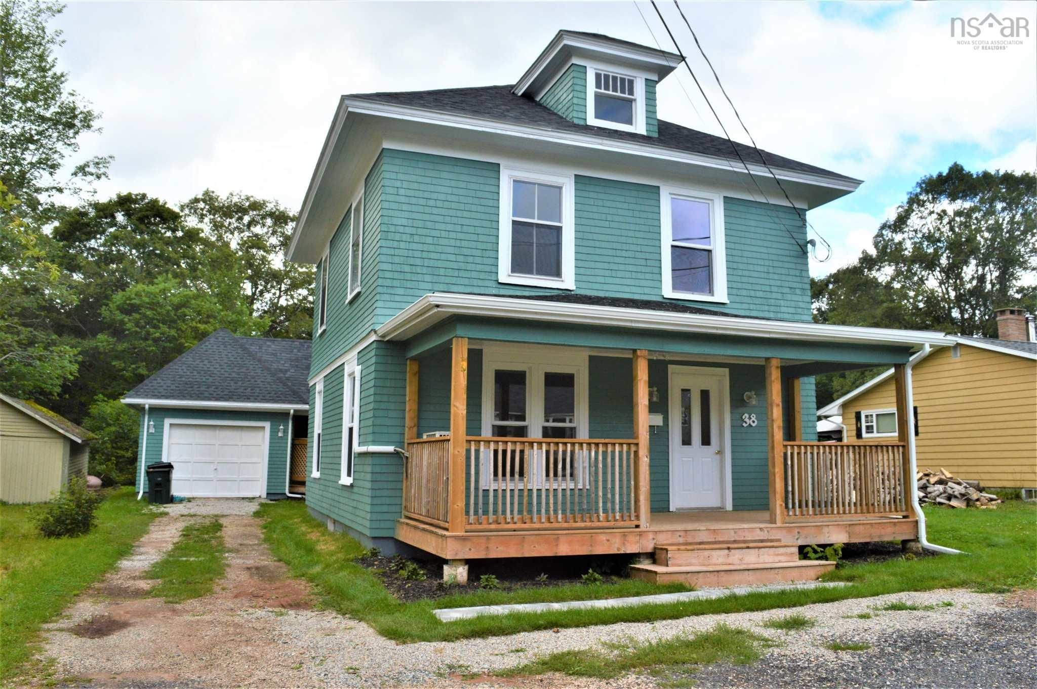 Main Photo: 38 Nichols Avenue in Kentville: 404-Kings County Residential for sale (Annapolis Valley)  : MLS®# 202122858