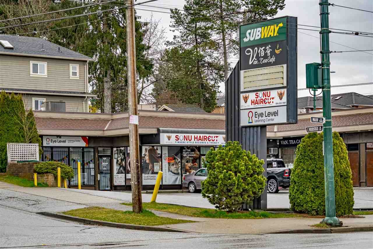 Main Photo: 5680 MAIN Street in Vancouver: Main Retail for sale (Vancouver East)  : MLS®# C8037576