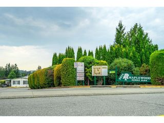 """Main Photo: 25 2035 MARTENS Street in Abbotsford: Abbotsford West Manufactured Home for sale in """"Maplewood Estates"""" : MLS®# R2605697"""