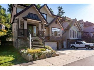 """Photo 1: 33 33925 ARAKI Court in Mission: Mission BC House for sale in """"Abbey Meadows"""" : MLS®# R2403001"""