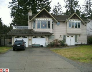Photo 8: 20810 46TH Avenue in Langley: Langley City House for sale : MLS®# F1000249