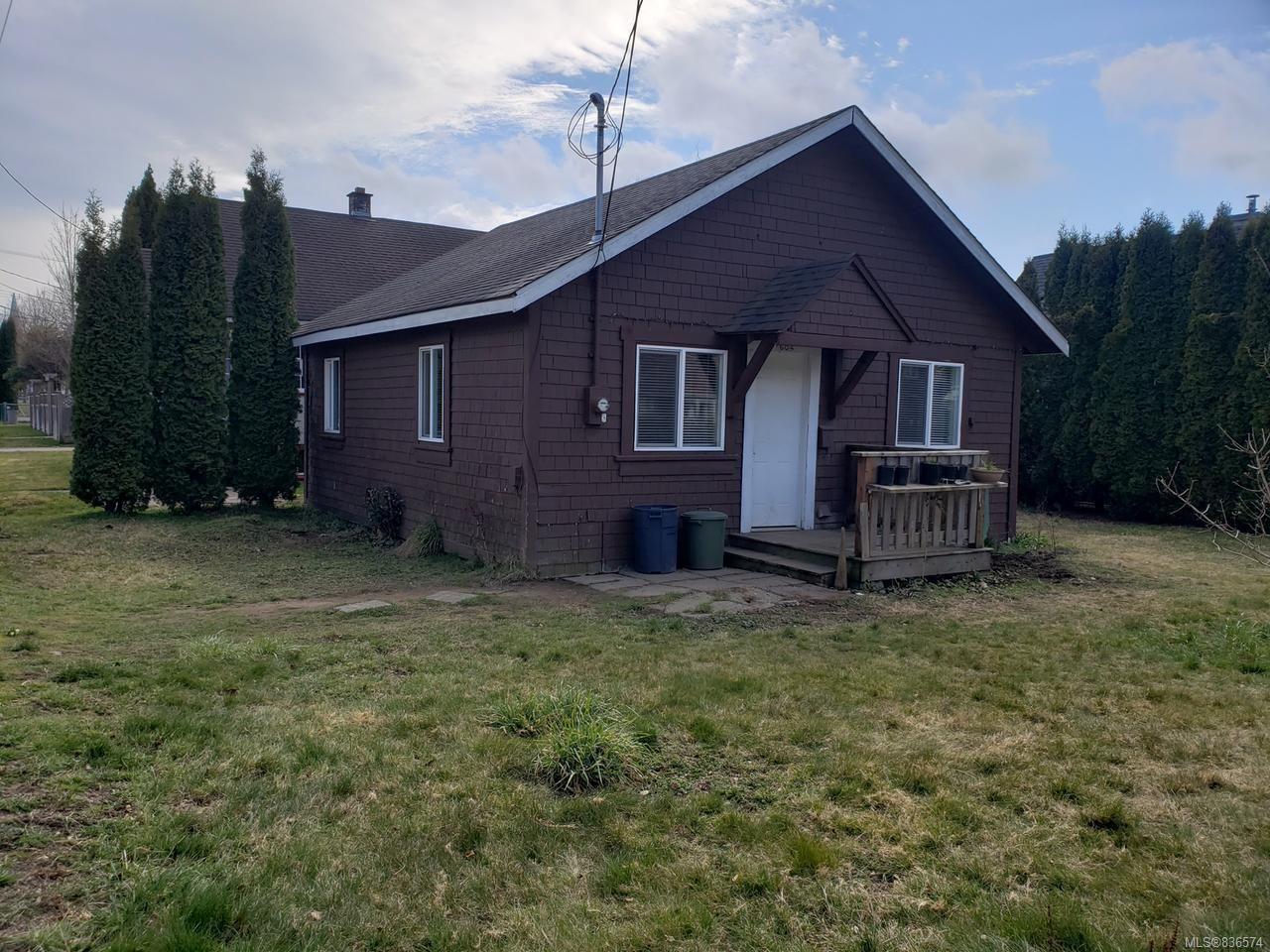 Main Photo: 604 5th St in COURTENAY: CV Courtenay City House for sale (Comox Valley)  : MLS®# 836574