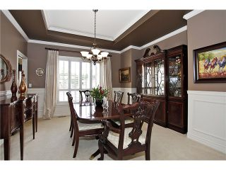 """Photo 4: 2148 138TH Street in Surrey: Elgin Chantrell House for sale in """"CHANTRELL PARK ESTATES"""" (South Surrey White Rock)  : MLS®# F1403788"""