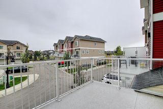 Photo 15: 63 Redstone Circle NE in Calgary: Redstone Row/Townhouse for sale : MLS®# A1141777