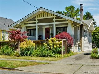 Photo 1: 345 LINDEN Ave in VICTORIA: Vi Fairfield West House for sale (Victoria)  : MLS®# 735323