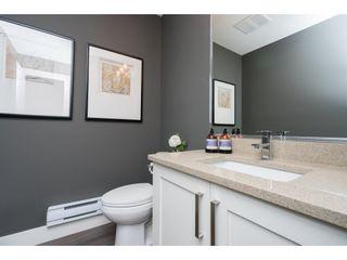 "Photo 11: 16 6588 195A Street in Surrey: Clayton Townhouse for sale in ""ZEN"" (Cloverdale)  : MLS®# R2197611"