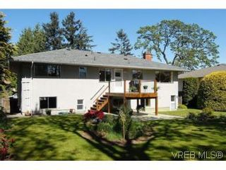 Photo 16: 2547 Chelsea Pl in VICTORIA: SE Cadboro Bay House for sale (Saanich East)  : MLS®# 539432