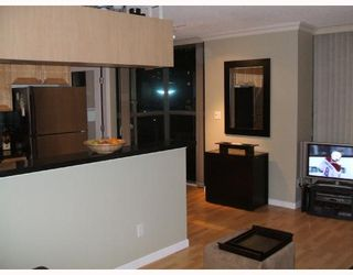 Photo 4: 703 928 RICHARDS Street in Vancouver: Downtown VW Condo for sale (Vancouver West)  : MLS®# V683098