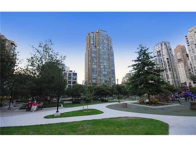 Photo 9: Photos: 2309 1188 Richards Street in Vancouver: Yaletown Condo for sale (Vancouver West)  : MLS®# V934649