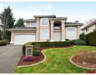Photo 1: 8455 166A Street in Surrey: Fleetwood Tynehead House for sale : MLS®# F2803791