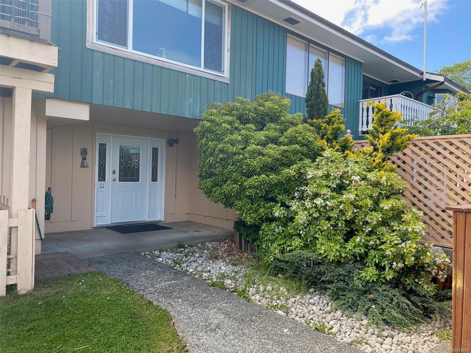 Main Photo: 7700 Cedar Pl in Port Hardy: NI Port Hardy Half Duplex for sale (North Island)  : MLS®# 883804