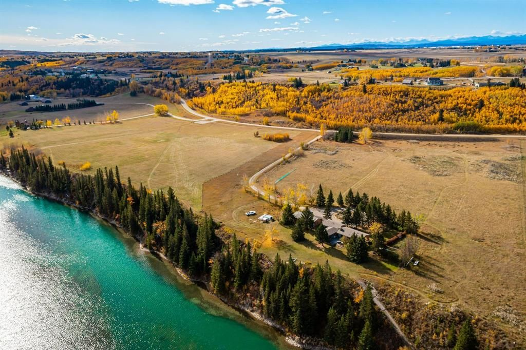 Main Photo: 3030 Springbank Heights Way in Rural Rocky View County: Rural Rocky View MD Detached for sale : MLS®# A1151905