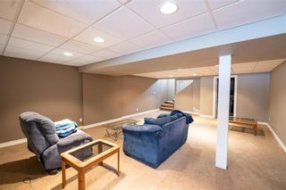 Photo 21: 19 Brockington Avenue in Winnipeg: Bridgwater Forest Residential for sale (1R)  : MLS®# 202103244