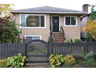 Photo 1: 5112 PRINCE EDWARD Street in Vancouver: Fraser VE House for sale (Vancouver East)  : MLS®# V857046