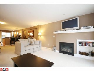 """Photo 3: 84 19250 65TH Avenue in Surrey: Clayton Townhouse for sale in """"SUNBERRY COURT"""" (Cloverdale)  : MLS®# F1012417"""