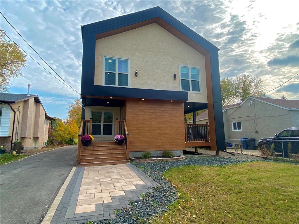 Main Photo: 68 Hindley Avenue in Winnipeg: St Vital Residential for sale (2D)  : MLS®# 202123192