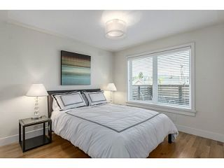 Photo 12: 339 W 15TH AV in Vancouver: Mount Pleasant VW Townhouse for sale (Vancouver West)  : MLS®# V1122110