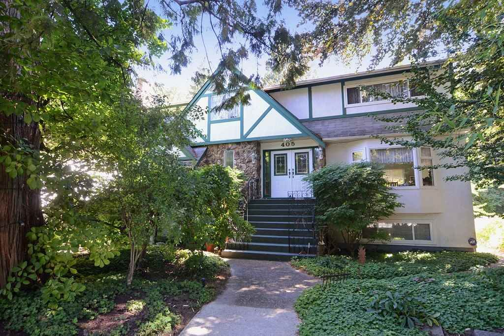 Main Photo: 405 LAURENTIAN Crescent in Coquitlam: Central Coquitlam House for sale : MLS®# R2103596