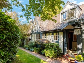 """Photo 1: 5 1820 BAYSWATER Street in Vancouver: Kitsilano Townhouse for sale in """"Tatlow Court"""" (Vancouver West)  : MLS®# R2619300"""