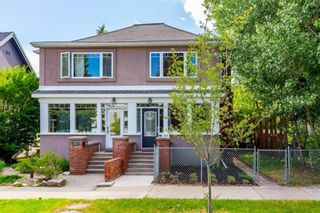 Main Photo: 1313 8 Avenue SE in Calgary: Inglewood Semi Detached for sale : MLS®# A1138286