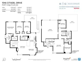"""Photo 32: 1346 CITADEL Drive in Port Coquitlam: Citadel PQ House for sale in """"Citadel Heights"""" : MLS®# R2569209"""