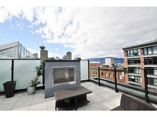 """Photo 13: 604 12 WATER Street in Vancouver: Downtown VW Condo for sale in """"WATER STREET GARAGE"""" (Vancouver West)  : MLS®# V1119497"""