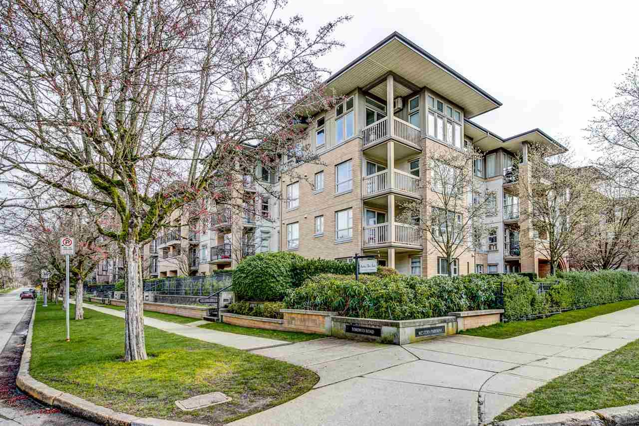 """Main Photo: 205 2338 WESTERN Parkway in Vancouver: University VW Condo for sale in """"WINSLOW COMMONS"""" (Vancouver West)  : MLS®# R2549042"""